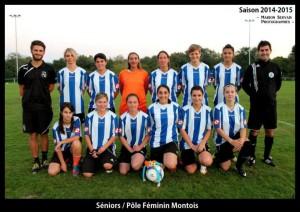 Féminines séniors