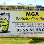 MGA Sanitaire Chauffage