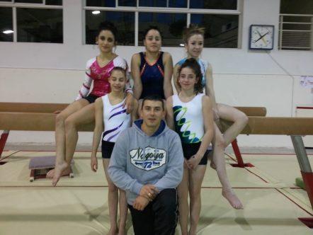 championnats de france individuels filles