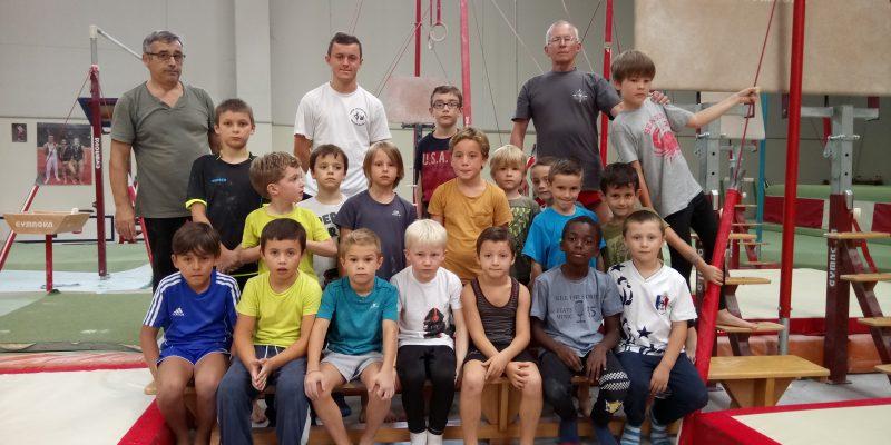 Ecole de gym GAM (1)